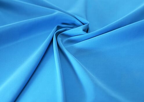 Polyester microfiber pongee 190T fabric 60 gsm plain dyed