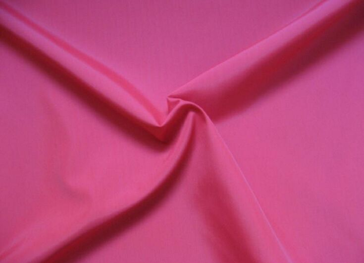 Polyester microfiber pongee 230T fabric 72 gsm plain dyed
