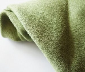 Polyester micro faux warp suede fabric brushed 140 gsm