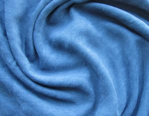 Polyester micro faux weft suede fabric burshed 130 gsm