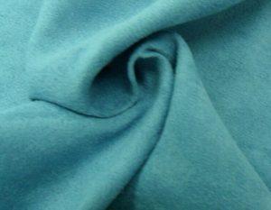 Poliéster micro falso tecido de trama camurça burshed 140 gsm