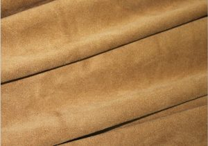 Polyester synthetic microfiber warp suede fabric 95 gsm
