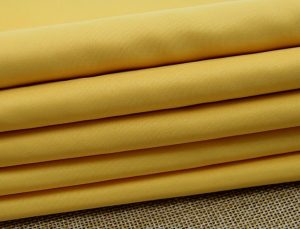 Polyester microfiber pongee 240T fabric 75 gsm plain dyed