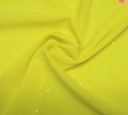 Polyester microfiber pongee 320T fabric 70 gsm plain dyed