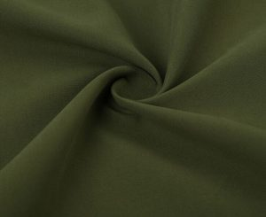 Moss Satin Microfiber Fabric