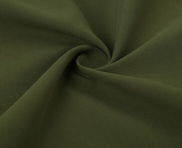 Moss cetim tecido de microfibra