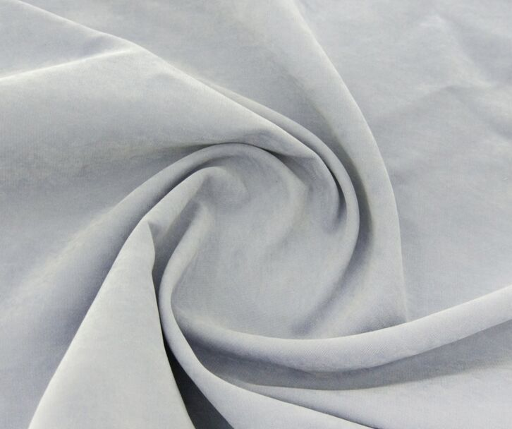 Twill Moss Microfiber Fabric